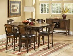 High Top Dining Table With Storage Granite Top Dining Table La Coupole Dining Table Round Black