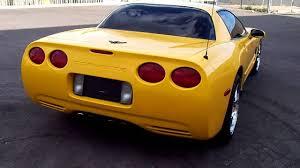 2004 Chevrolet Corvette Z06 690HP Yellow - YouTube
