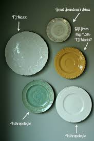 hanging plates on walls | the idea of hanging plates on your wall isn t a  new