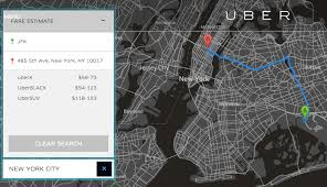 Jfk Time One Flat Uber Mile Rides Rate At A Airport Eliminated pCxCqwHv