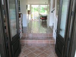 Staining Saltillo Tile Manganese Tile Flooring Photo Steps