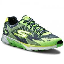 skechers running shoes 2016. shoes skechers - go run 4 2016 53996/grnv green/navy skechers running