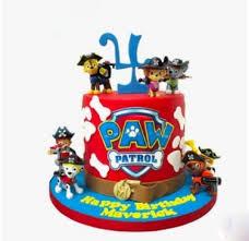 Patrol Paw Character Cake Customized Cakes For Kids Caketalk Dubai