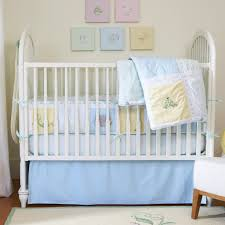 ... Large Size Unique Baby Beds Cribs With Color Blue And White ...