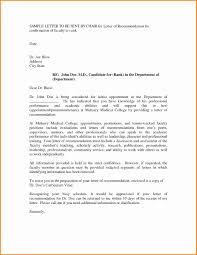 Recommendation Letter Samples 24 Lovely Sample Medical School Recommendation Letter Daphnemaia 20