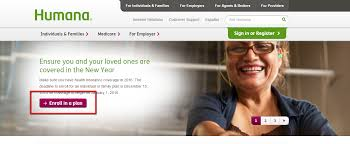 humana health insurance quote step 1