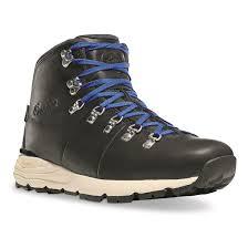 danner mountain 600 4 5 men s leather waterproof hiking boots black