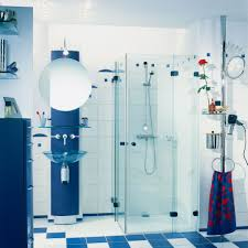 Fancy Shower spectacular white fit and blue small bathroom scheme ideas 6023 by guidejewelry.us