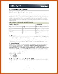 Sop Format - Resume Template Ideas