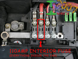 mk4 golf engine bay fuse box on top of battery wiring audio posted image