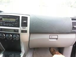 2005 Toyota 4Runner Cracked Dashboard: 18 Complaints
