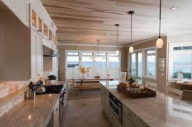 Narragansett Beach House Contemporary Kitchen