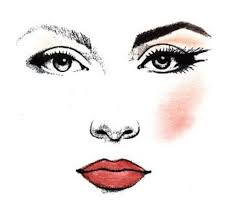 mixture of makeup photo gallery trry
