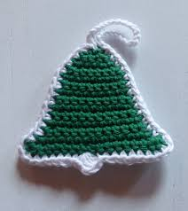 Weihnachtsbaumanhänger Häkeln Weihnachtsgirlande