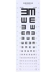 Snellen Chart Uk Printable Amazon Co Uk Eye Charts