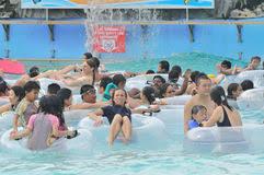 2:27 singaporemotherhood 17 749 просмотров. Tsunami Wave Pool At Wild Wild Wet Singapore Editorial Stock Photo Image Of Swim Leisure 19705208
