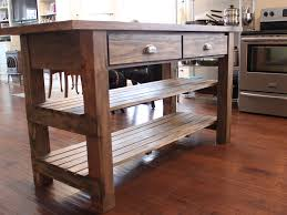 Rustic Kitchen Island Kitchen Table Satisfying Rustic Kitchen Island For Kitchen