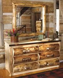 Rustic Log Table Rustic Log Cabin Furniture