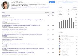 Google Scholar Citation Profiles The Good The Bad And The Better