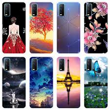 VIVO Y20 2021 Case Silicone TPU Back ...