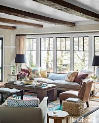 Thom Filicia Lake House Rustic Lake House Decor - Ideas for decorating a house