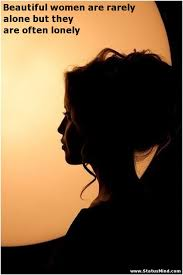 Beautiful Lonely Quotes Best of Beautiful Women Are Rarely Alone But They Are StatusMind