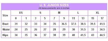 junior size junior size chart dolap magnetband co