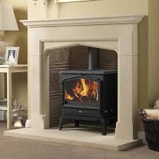 cultured stone fireplace surround tudor google search