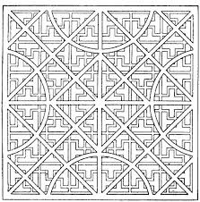 Small Picture geometric shapes coloring pages for adults free printable adult