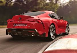 2020 Toyota Supra Leaked Again Revealing Interior And