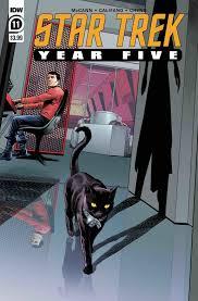 Star Trek: Year Five, Issue 11   Memory Alpha   Fandom