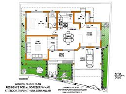 excellent idea 1 new house plans designs in kerala with estimate for a 2900 sq