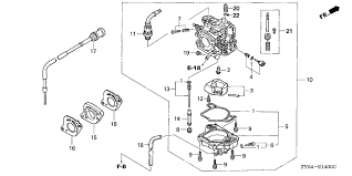 Carburetor manual