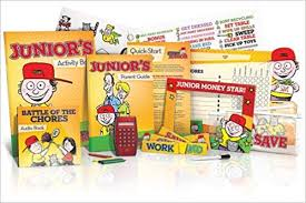 Financial Peace Junior Chore Chart Financial Peace Junior Teaching Kids How To Win With Money