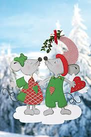 Fensterschmuck Zu Weihnachten Familiede