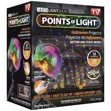 As Seen On Tv Led Lightshow Points Of Light Points Of Light Halloween Lightshow And 50 Similar Items