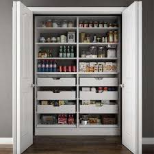Kitchen Pantries For Storage