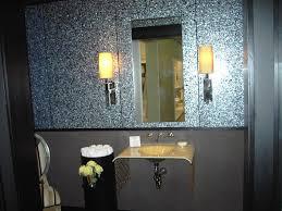 Bathroom Exquisite Bathroom Decorating Ideas Using Black White