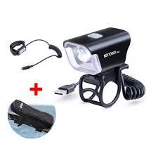 Bike Light With Remote Nextorch 800lm Led Bike Light With Remote Pressure Switch Biking Flashlight B20