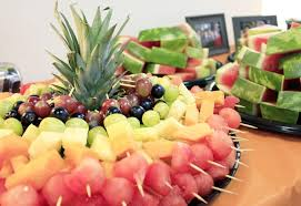 Some guests will prefer one delicacy over. College Graduation Party Ideas