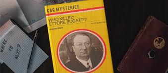 The bugatti family and brand history: Ettore Bugatti Biography Page 1 Line 17qq Com