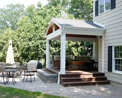 covered decks porches