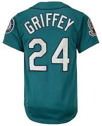 Griffey Jr Ken Jersey Mariners