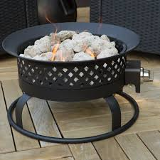 bond 18 5 in portable propane 50 000 btu campfire fire pit com