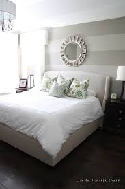 Striped Bedroom Paint Furniture Gardens Paint Colors And Furniture