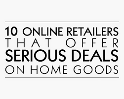 10 online retailers that offer serious deals on home goods