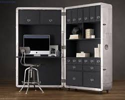 hidden office desk. Marvelous Decoration Computer Cabinet Desk Digital Imagery On For Dimensions 1024 X 819 Hidden Office