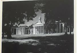 A. AUBREY BODINE SIGNED PHOTOGRAPH FRAMED WASHINGTON AND LEE UNIVERSITY  VIRGINIA | eBay
