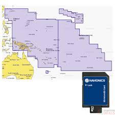 Navionics Plus 34xg Pre Loaded Update Pacific Islands Msd Chart Card