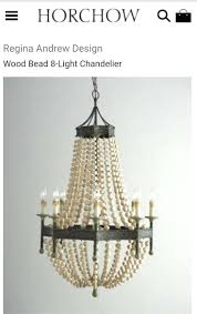 horchow lighting chandeliers. Horchow Chandelier Wood Bead From Glass: Large Size Lighting Chandeliers R